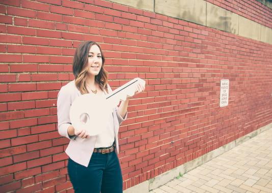 Mara Kampe portrait