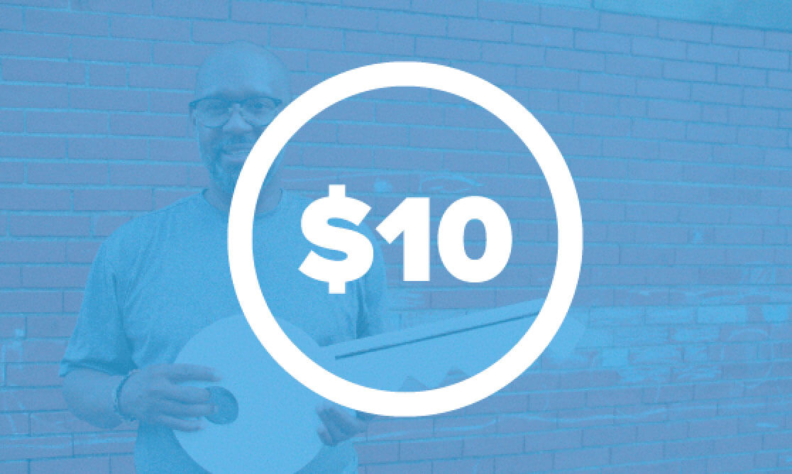 $10 contribution for csa shuffleboard event