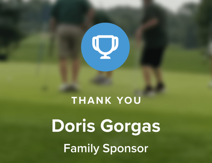 doris gorgas sponsorship